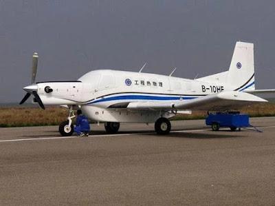 Primeiro drone de grande envergadura de transporte de mercadorias do mundo é chinês