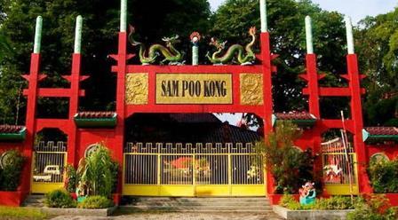 Kisah Mistis dan Wisata Misteri di Kelenteng Sam Poo Kong Semarang