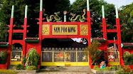 Laksamana Cheng Ho di Sam Poo Kong