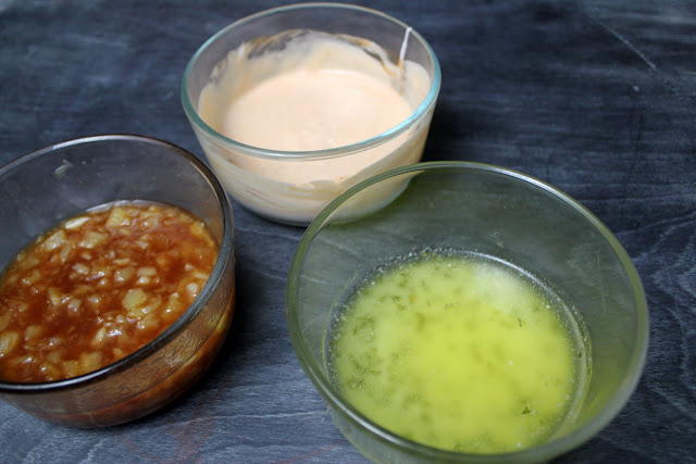 Learn to make 3 amazing dipping sauces for your pizza in this tutorial!
