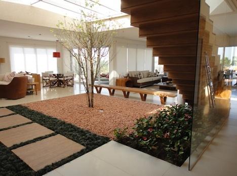 Construindo Minha Casa Clean Jardins de Inverno ou Internos E 20 Plantas ideais para