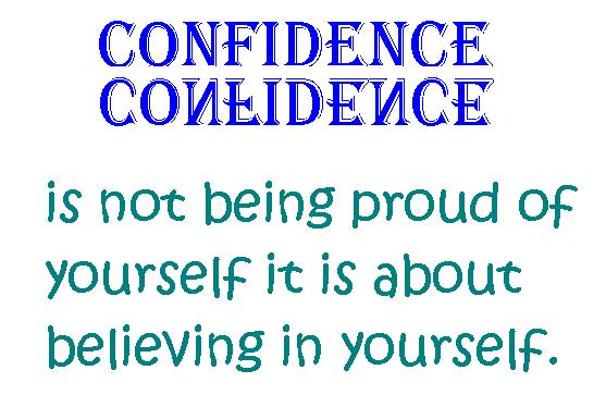 quotes about confidence - photo #10