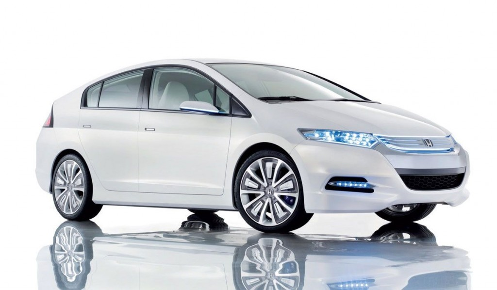 Honda Insights Hybrid Cars