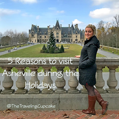 5 Reasons to visit Asheville during Christmas