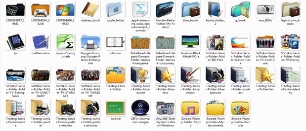 Download Icon Pack Folder Keren