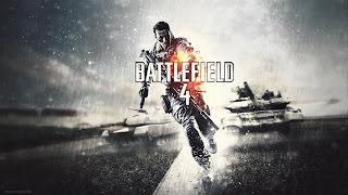 Battlefield PS4 Background