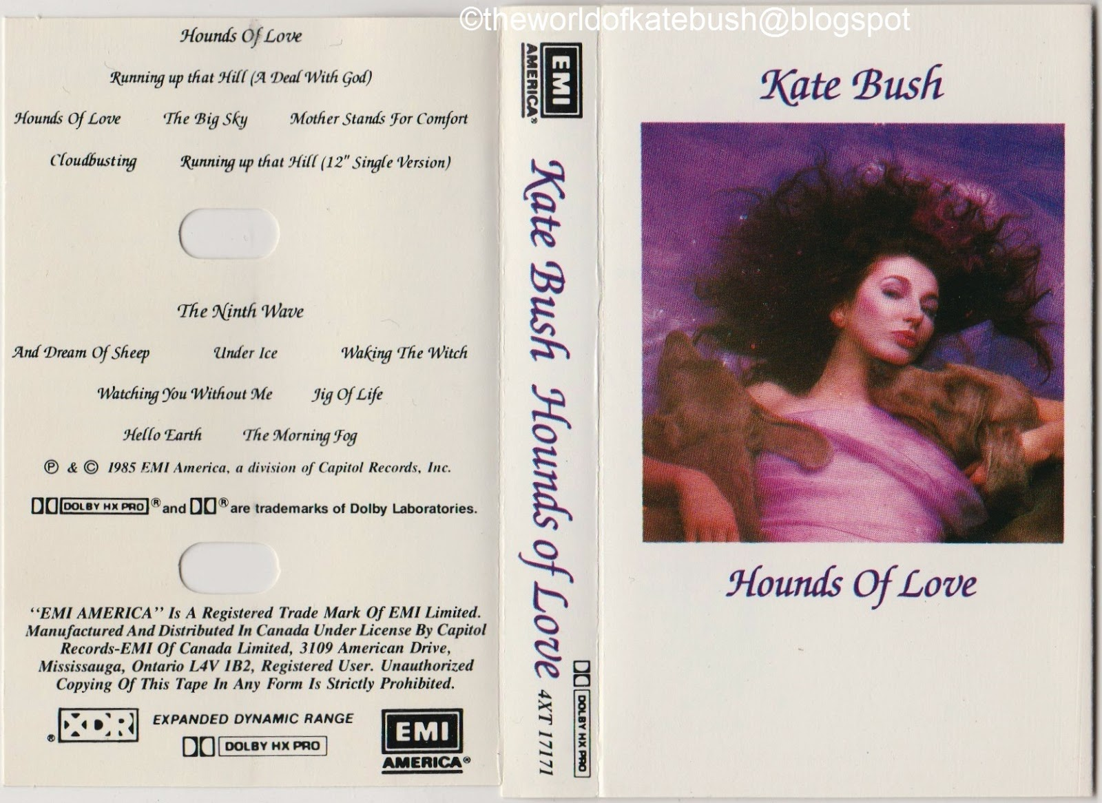 Kate Bush Hounds Of Love Rar