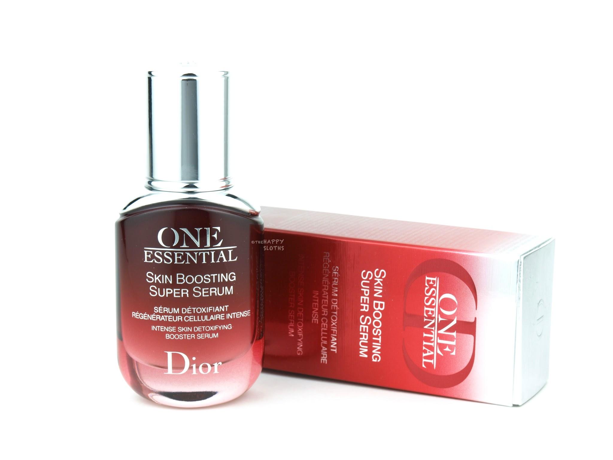 Dior One Essential Skin Boosting Super Serum: Review
