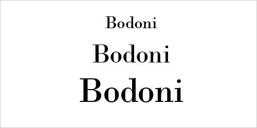http://en.wikipedia.org/wiki/Bodoni