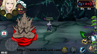 Naruto Senki Sasuke Final Battle Mod by Trung Kien Apk Terbaru
