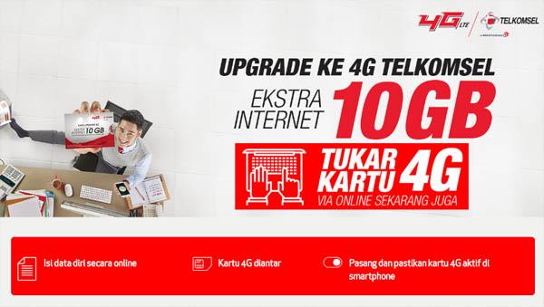 4G Telkomsel