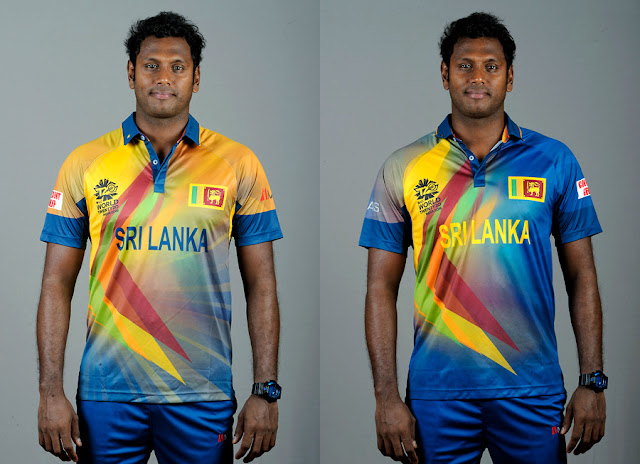 Champions Trophy 2017 Sri Lanka Jersey Image, Picture