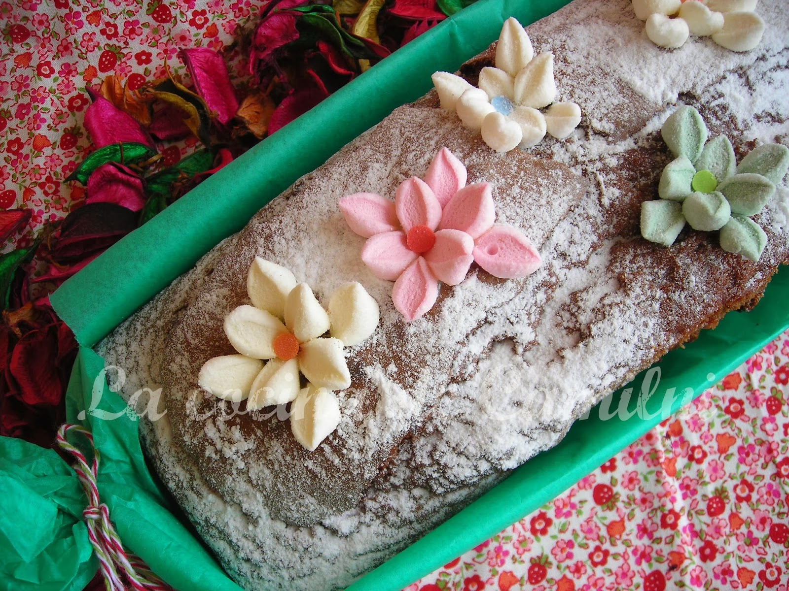Bizcocho de galletas príncipe (La cocina de Camilni)