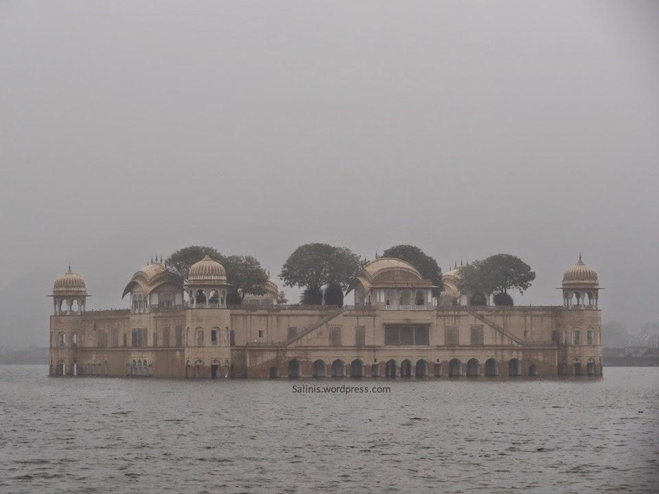 Jal Mahal Palace in Midst of a Lake - Jaipur Rajasthan India - Pick, Pack, Go