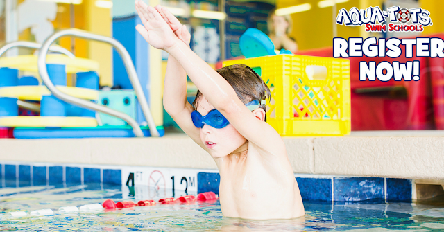 Spring Enrollment at Aqua-Tots Swim School, spring, Metro Detroit, swim, things to do, for kids, for him, for her
