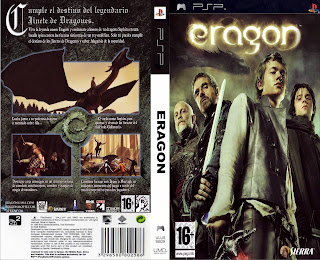 Cheat Eragon PSP