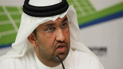 سلطان الجابر- وزير الدولة الإماراتى