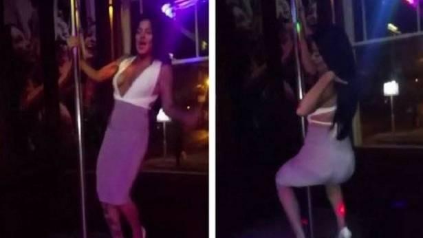 بالفيديو: حاولت أن ترقص على العمود.. فجاءت النتيجة كارثية!