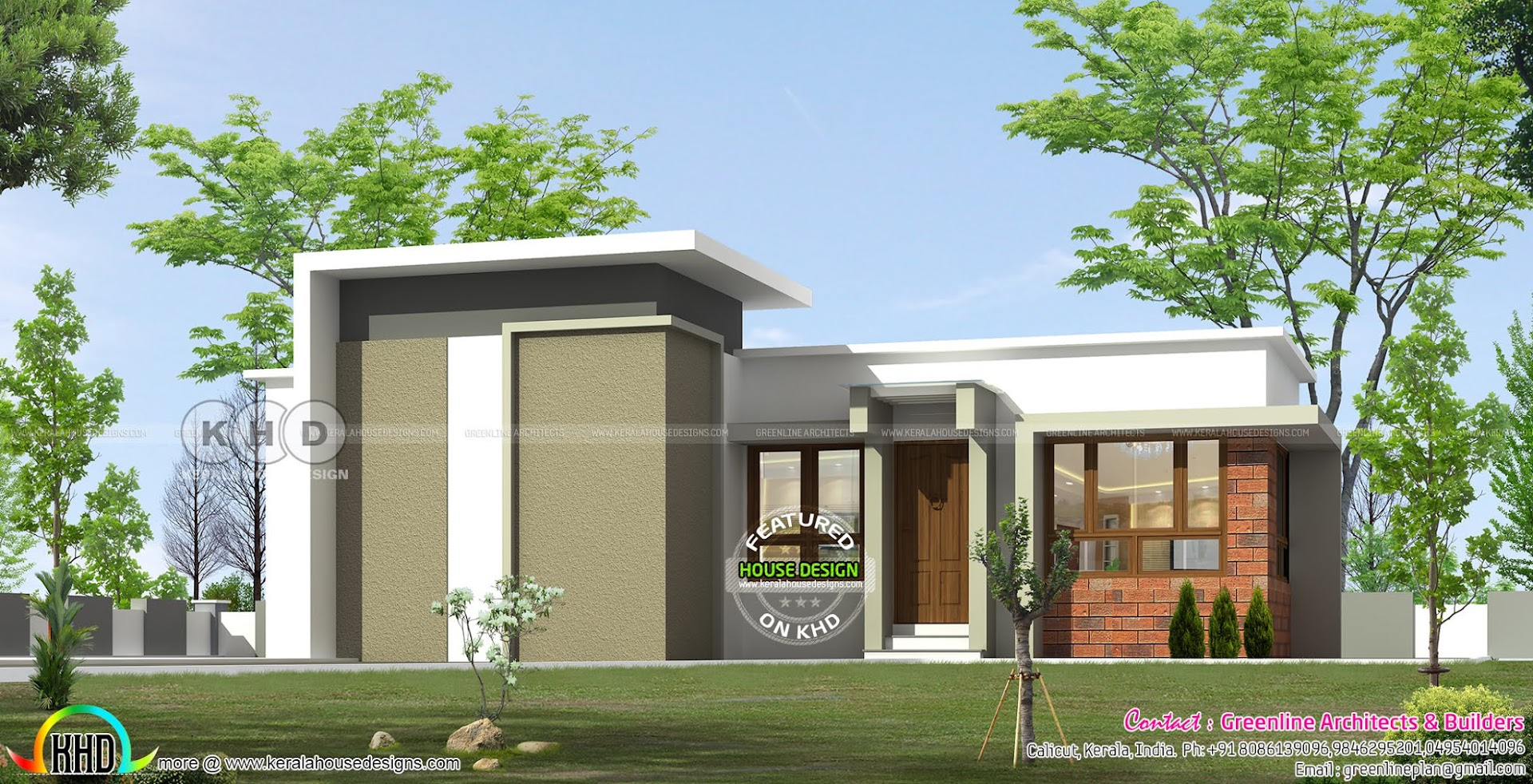 Aed 55000 Cost Estimated Small Budget Home Kerala Home