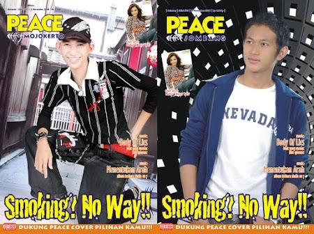 Majalah Dinding, Yah Majalah Peace