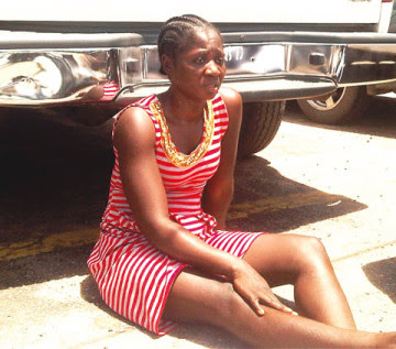 That awkward moment when a bride-to-be steals baby to pay for her bride price