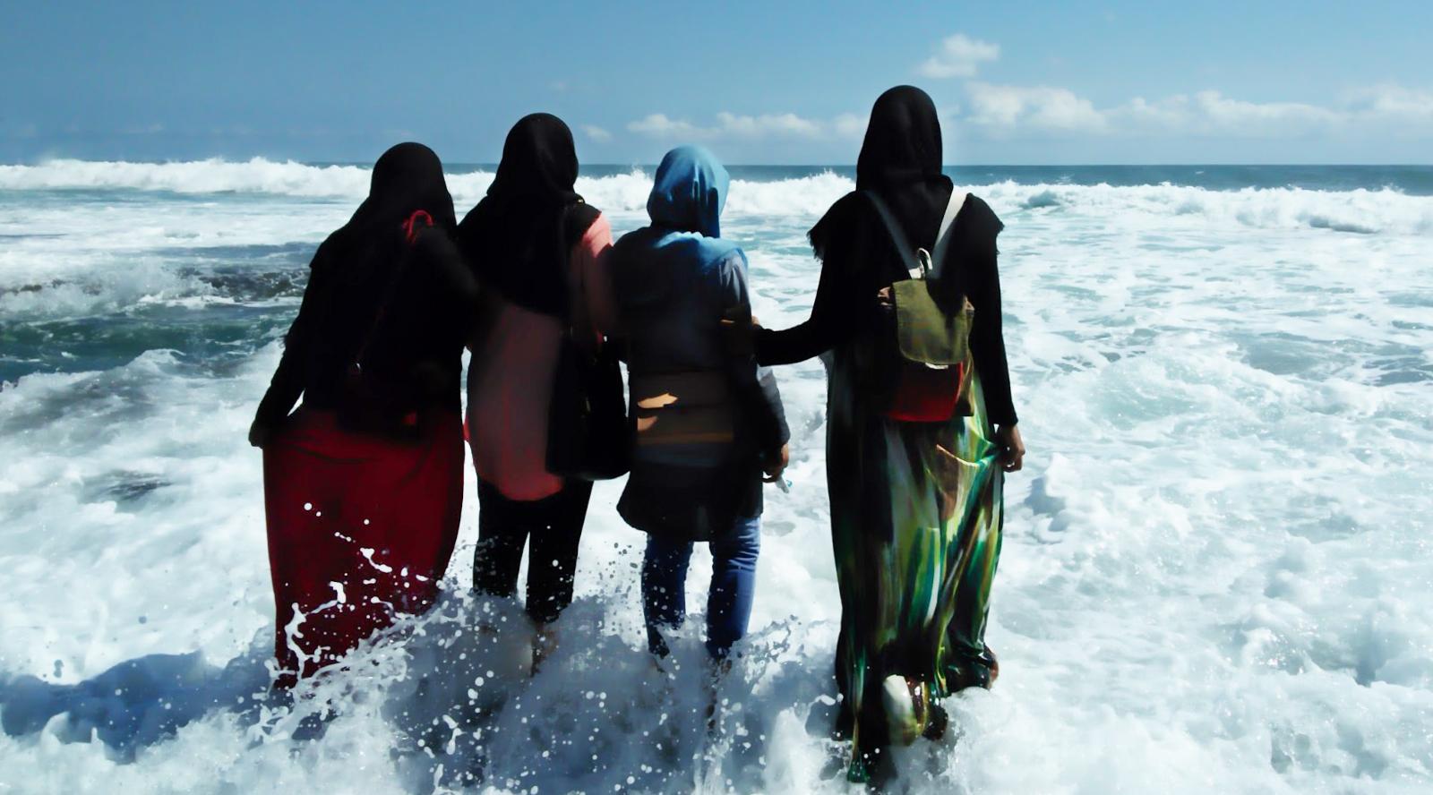 model hijab gaul terbaru trend hijab gaul