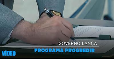Resultado de imagem para programa progredir do governo federal