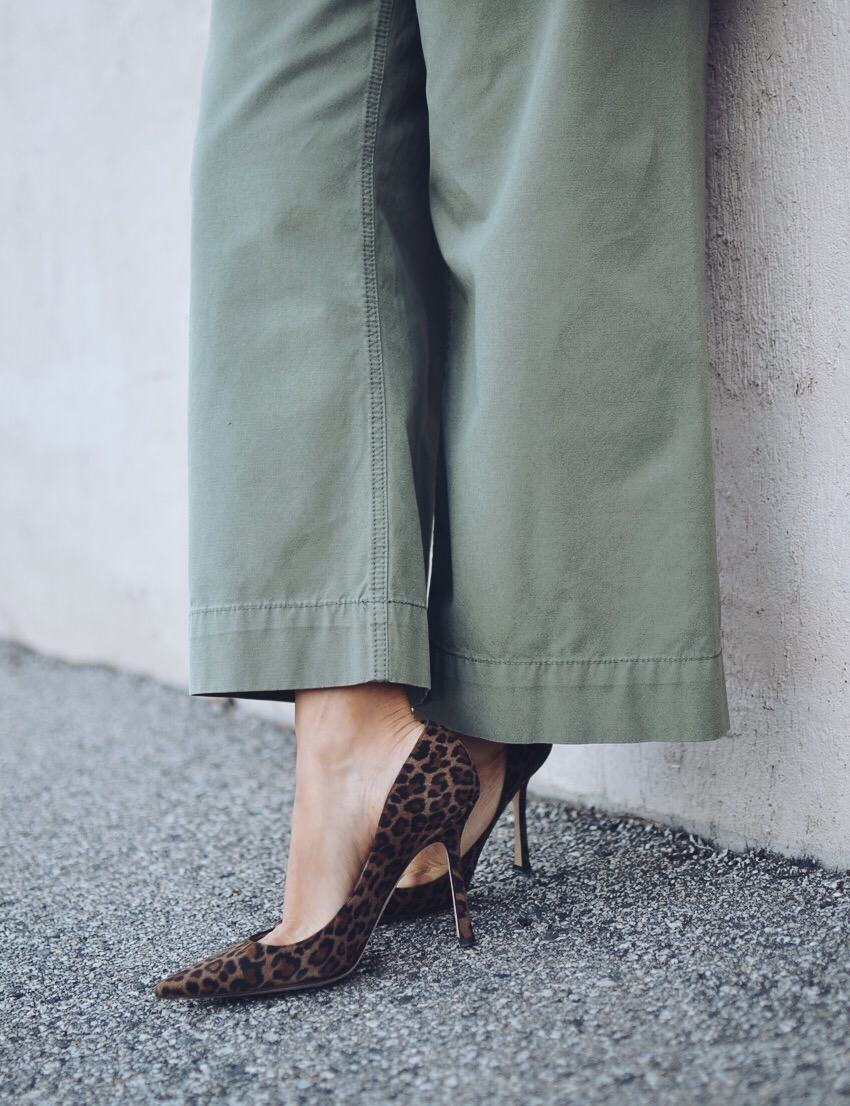 Classic Leopard Pumps Street Style