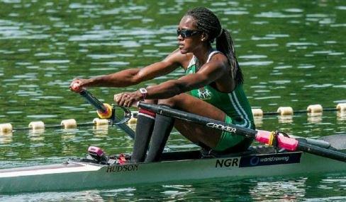 Breaaking News! Nigeria's first Olympic rower, Ukogu, qualifies for semi-final