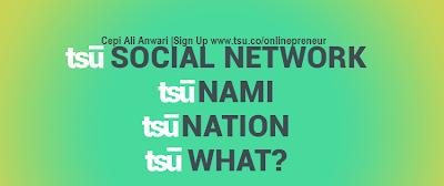 Tsu Jejaring Sosial Terbaru yang Membayar Penggunanya