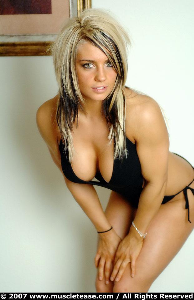 Celeste Bonin is Sexy Female Wrestler from USA | Sexy ...