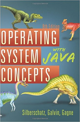 Operating System Concepts with Java By Silberschatz Galvin Gagne