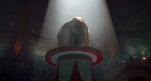 Sinopsis Dumbo 2019 - Cerita Anak Gajah si Pemain Sirkus