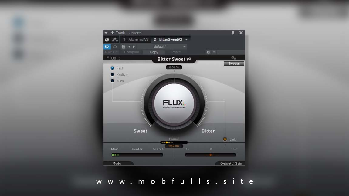 Free Download Flux v3 7 6205 Audio Effect (VST, AAX) [Win