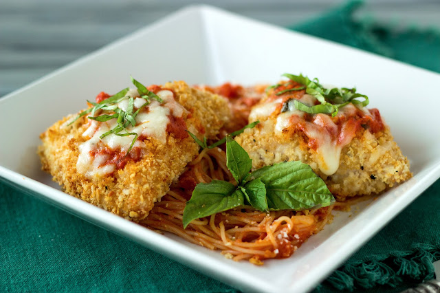 The Best Chicken Parmesan recipe!