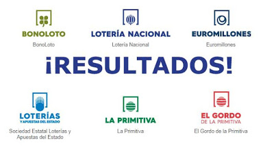 Resultados loteria nacional, bonoloto, primitiva, euromillones y el Gordo (13 al 19 agosto)