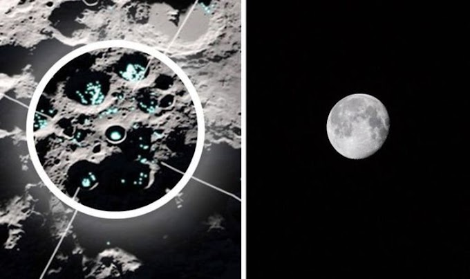Finally astronomers find out moving water molecules on moon!