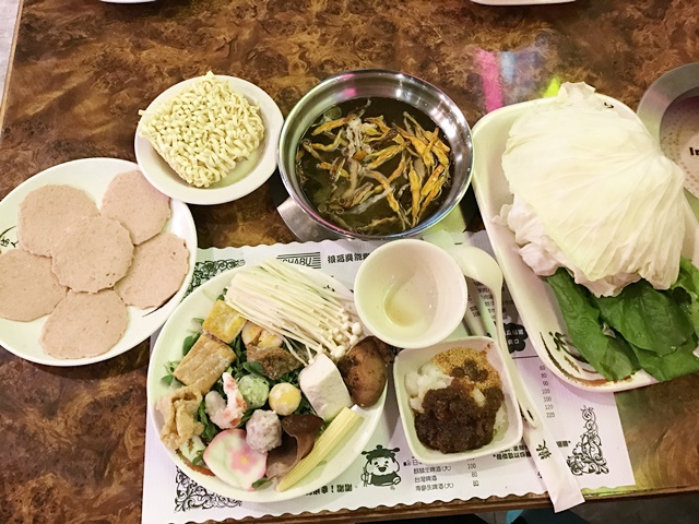 寶神日式涮涮鍋(竹圍店)