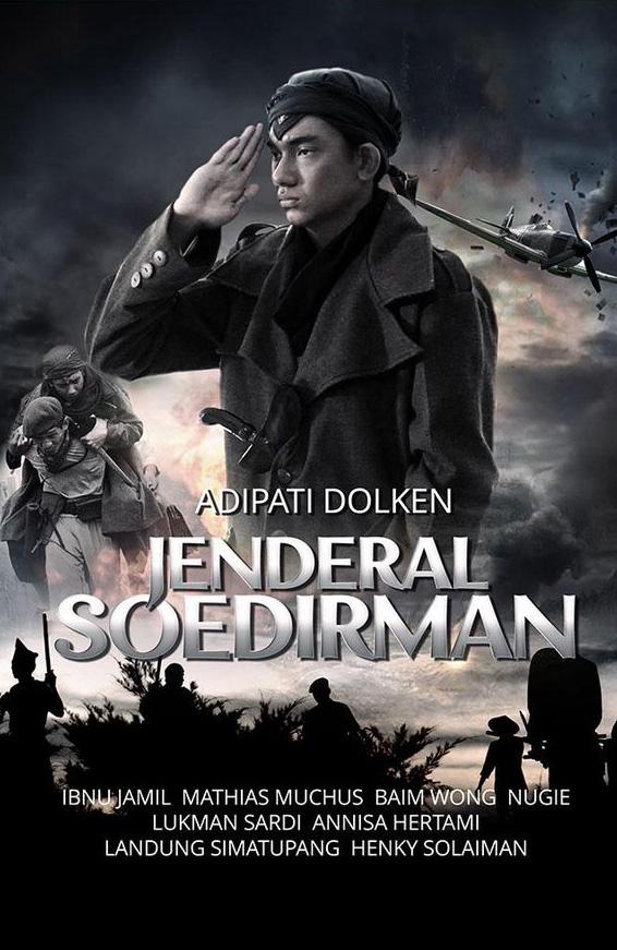 Hasil gambar untuk jenderal soedirman (2015)