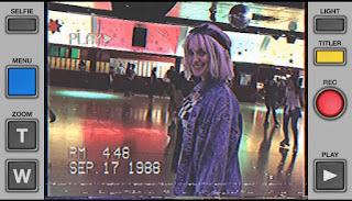 camera , digital camera , old video shoot