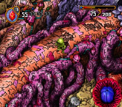 Elemental Gimmick Gear - Tentáculos