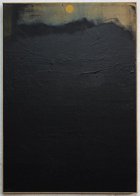 expressionnisme abstrait jean baptiste besancon peinture