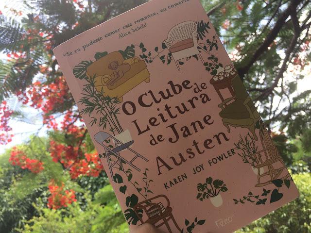 Resenha do Livro O clube de leitura de Jane Austen
