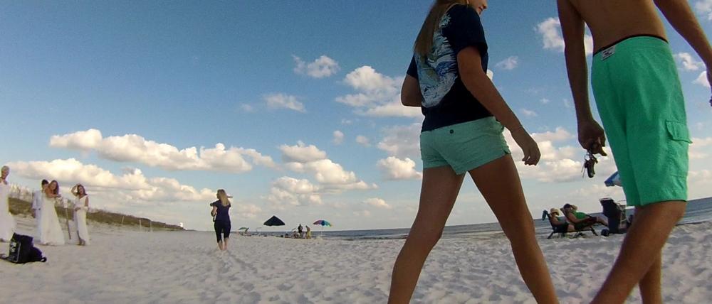 Grayton Beach State Park, Florida USA