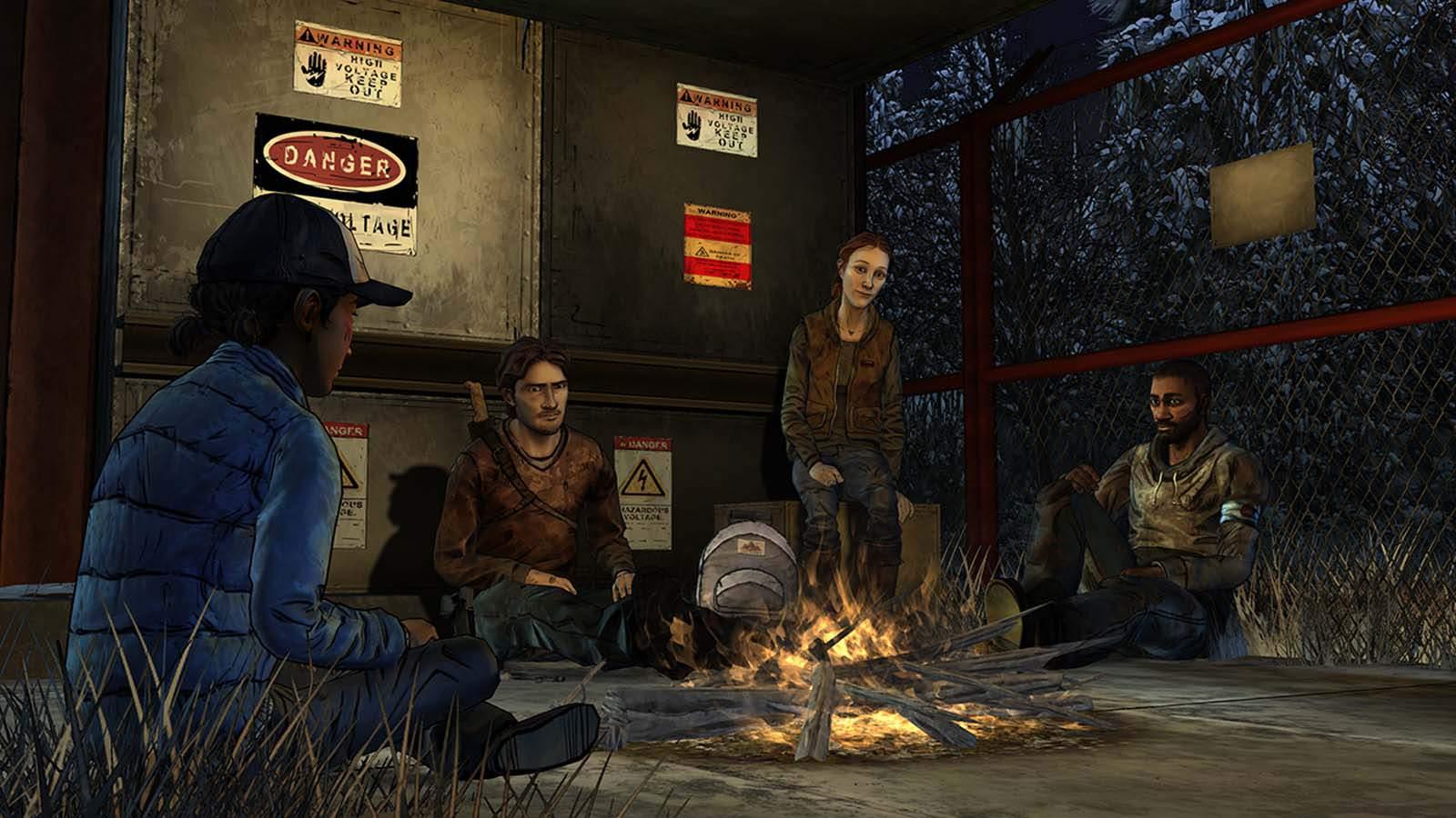تحميل لعبة The Walking Dead Season 2 مضغوطة برابط واحد مباشر كاملة مجانا