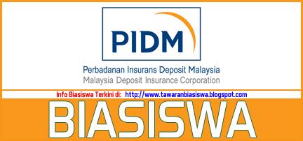 Biasiswa Perbadanan Insurans Deposit Malaysia (PIDM) Scholarship | Biasiswa