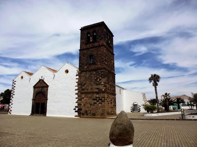 ruta por los pueblos de Fuerteventura