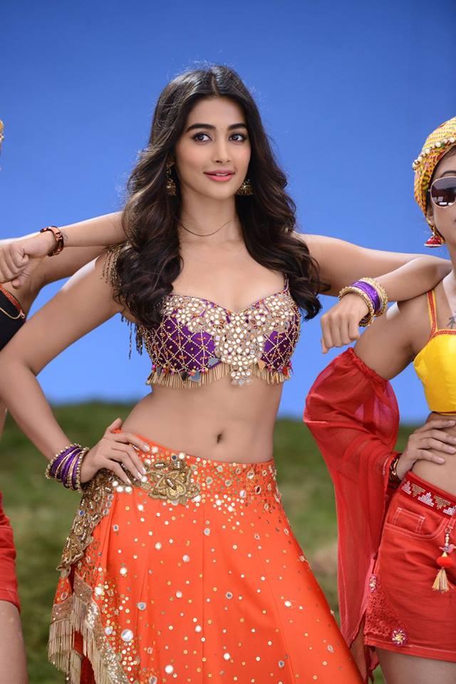 Pooja Hegde Stills In Dj Movie  Actress Wallpapers  Hot -7306