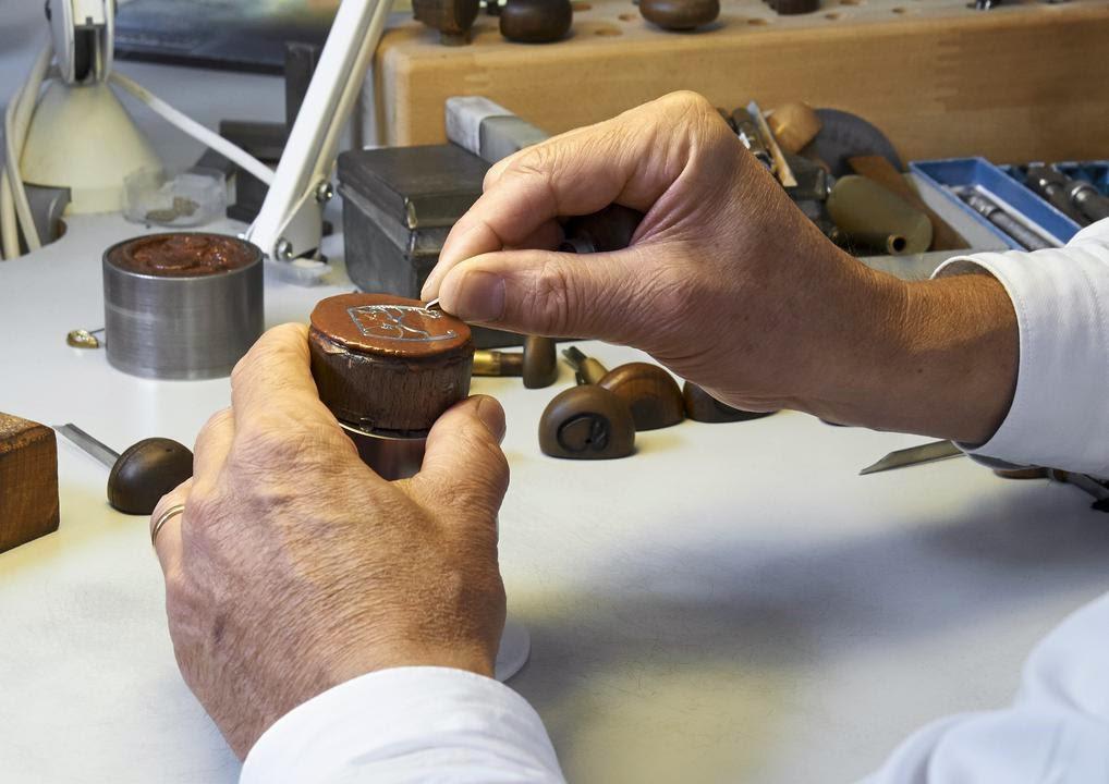 Artesanía en la relojería 34