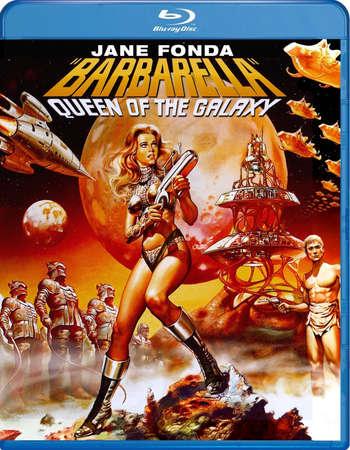 Poster Of Barbarella 1968 Dual Audio 300MB BRRip 480p Free Download Watch Online
